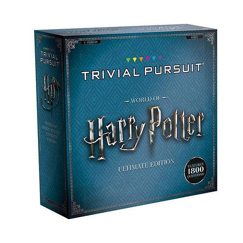 Harry Potter Trivial Pursuit Ultimate Edition Family Game