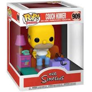 Couch Homer - Funko Pop 909 The Simpson