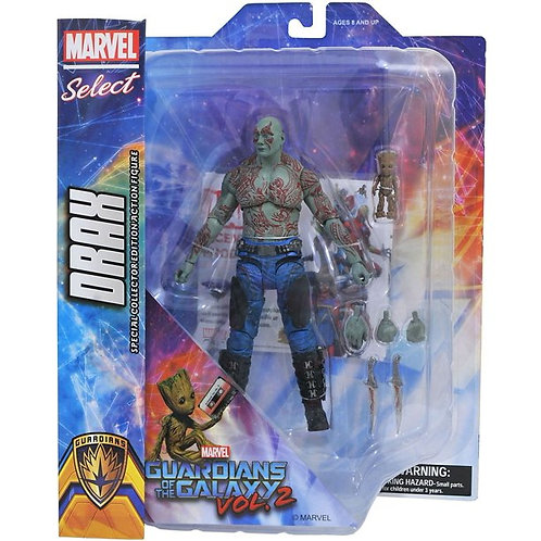 Drax - Marvel Select