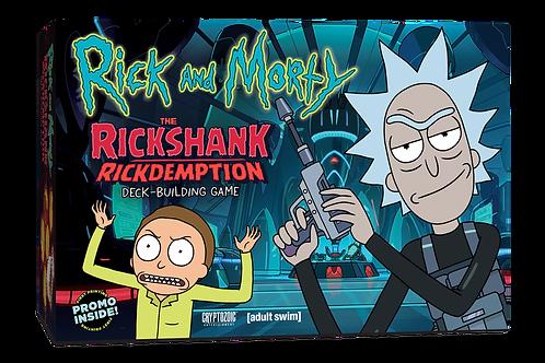 Rick and Morty, The Rickshank Rickdemption Deck Building Game
