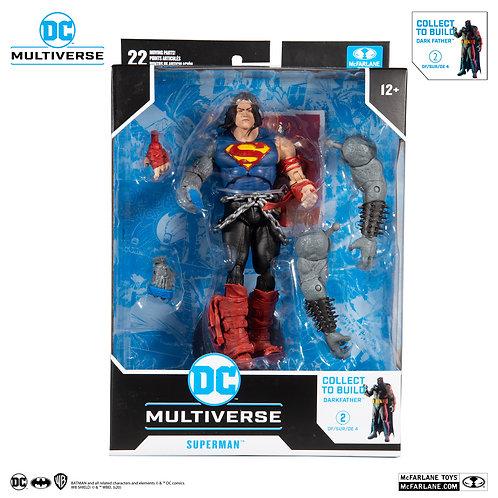 Superman - DC Multiverse, McFarlane Toys