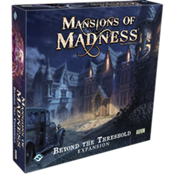 Mansions of Madness (2nd Edition): Beyond the Threshold (Expansion)