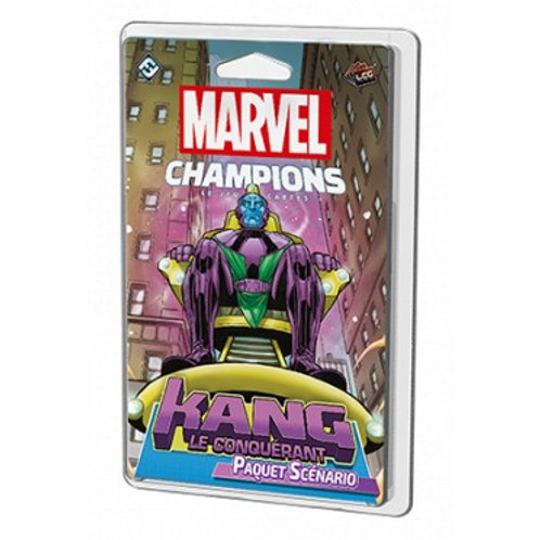 Marvel Champions -  Kang le Conguérant FR
