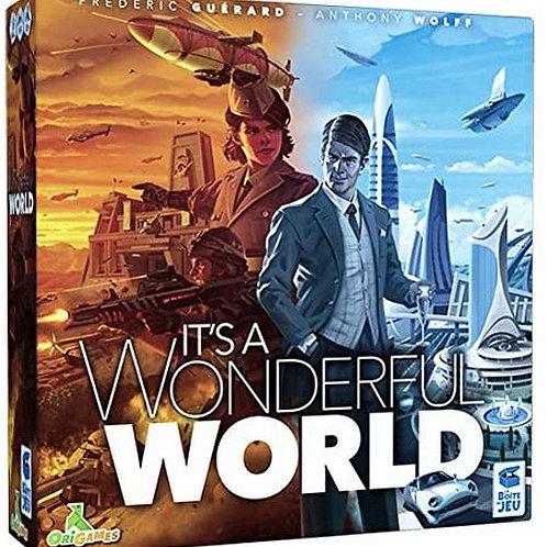 It's A Wonderful World - VF