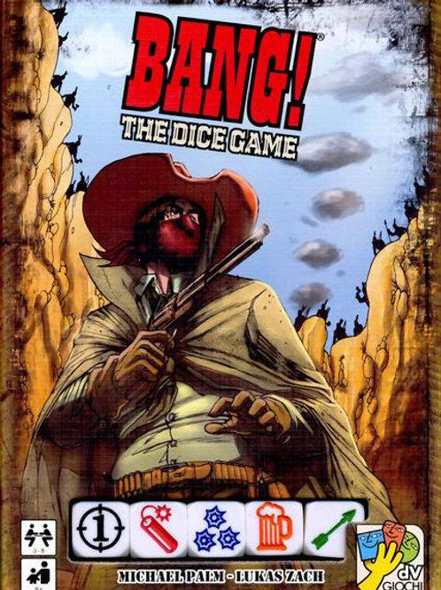 Bang! The Dice Game (English)