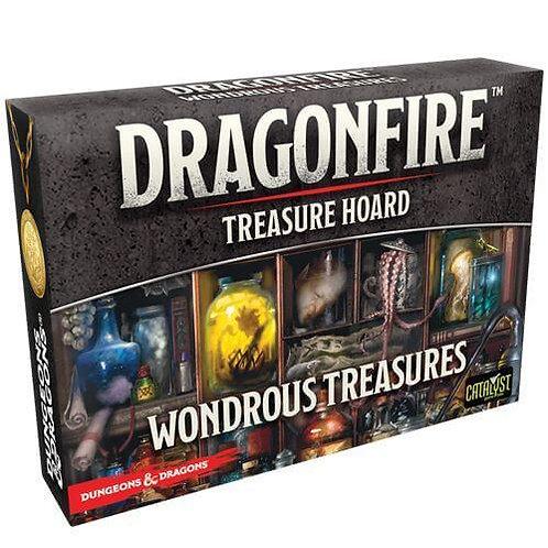 Dragonfire Treasure Hoard