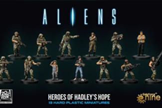 Heros of the Hadley's Hope - Aliens
