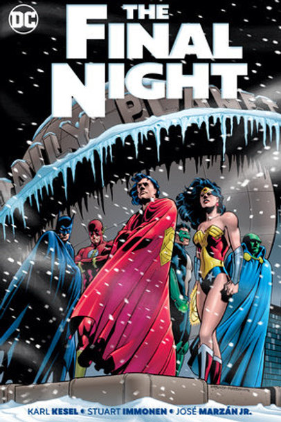 The Final Night - Trade Paperback
