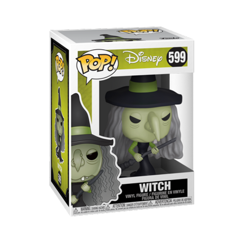 Witch - Funko Pop 599 Disney