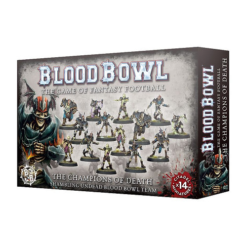 Blood Bowl - The Champion of Death