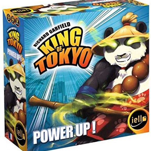 King of Tokyo Power Up (Extension FR)