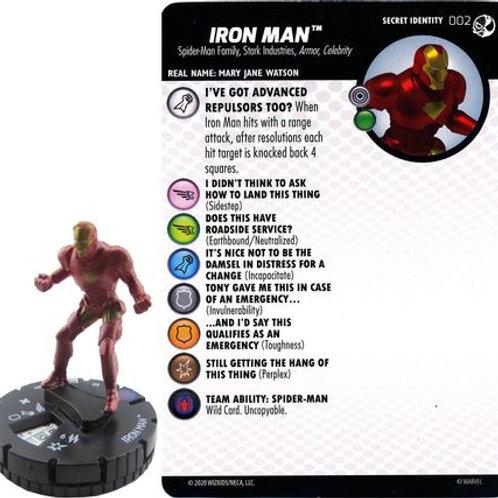 Iron Man #002