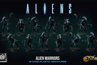 Alien Warriors - Aliens