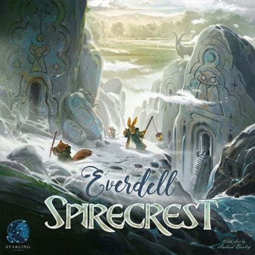 Everdell - Spirecrest  (ENG - expansion)