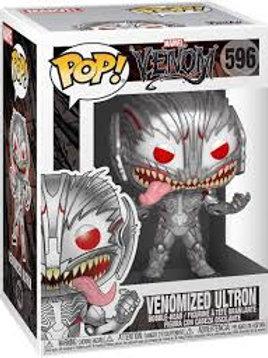 Venomized Ultron - Funko Pop 596 Marvel Venom