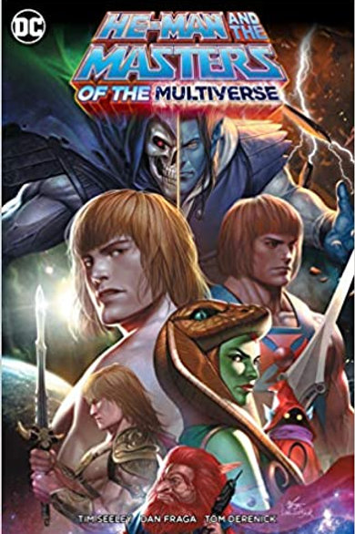 He-Man and the Masters of the Multiverse - Trade Paperback