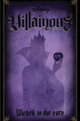 Villainous : Wicked to the core
