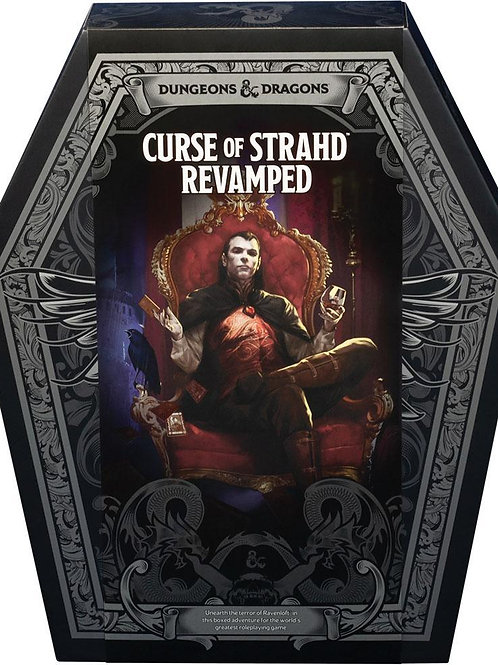 The Curse of Strahd Revamped (ENG)