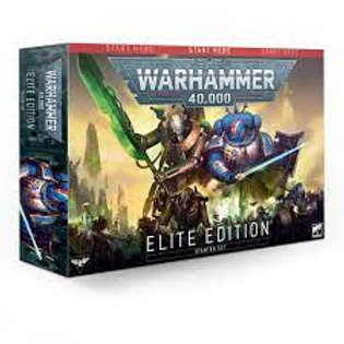 Warhammer 40k Starter Set Elite Edition (ENG & FR)