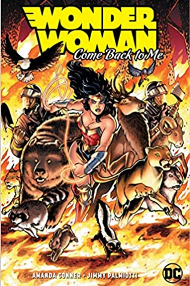 Wonder Woman: Come Back to Me - Trade Paperback