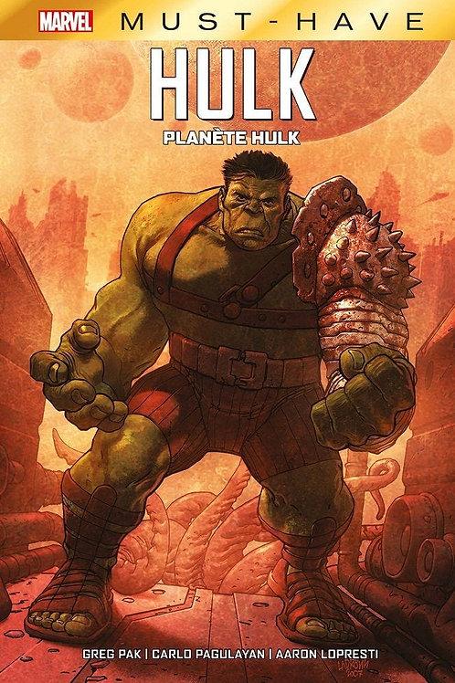 Hulk - Planet Hulk - Marvel Must-Have - Hard Cover