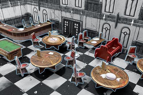 Diner / Casino - Battle Systems