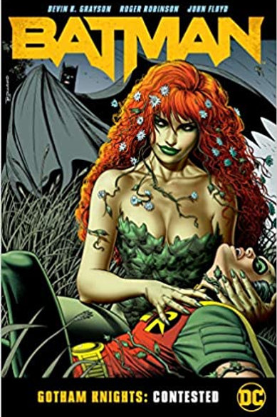 Batman: Gotham Knights: Contested - Trade Paperback