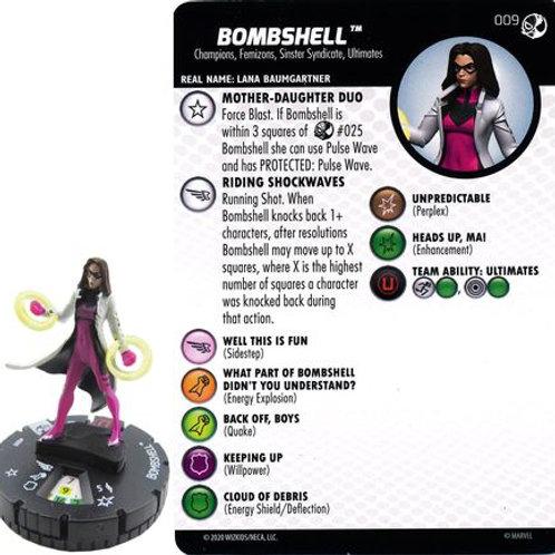 Bombshell #009