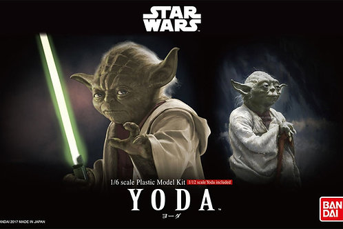 Yoda - Star Wars - Gunpla