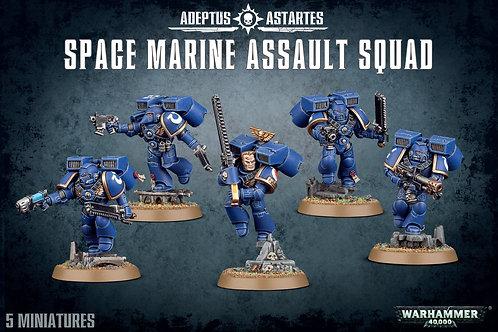 Assault Squad - Space Marines - Warhammer 40,000