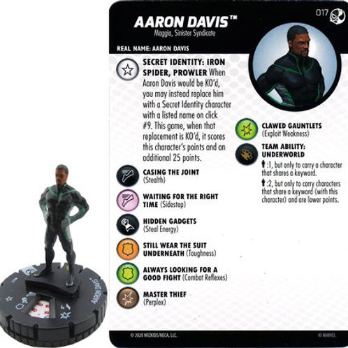 Aaron Davis #017