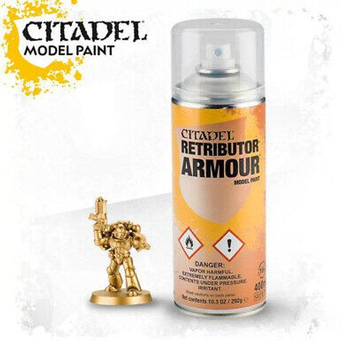 Retributor Armour - Aérosol Citadel Spray