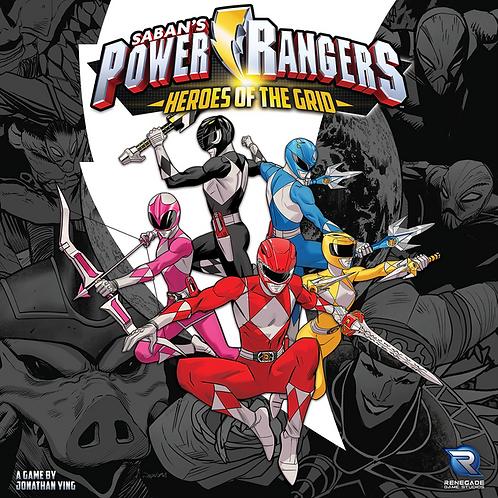 Saban's Power Rangers Hero of the Grid