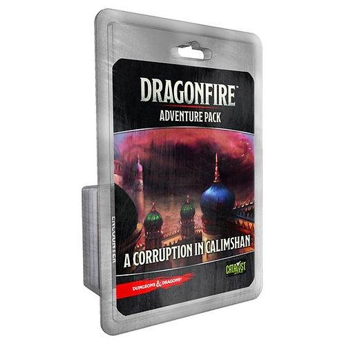 Dragonfire -Adventure Pack- Corruption in Calimshan