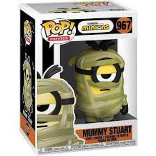 Mummy Stuart - Funko Pop 967 Minion