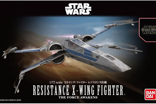 Resistance X-Wing Fighter - Star Wars - Gunpla