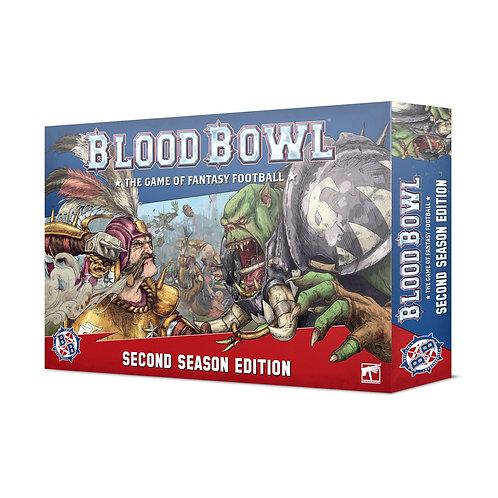 Blood Bowl - Second Season (English)