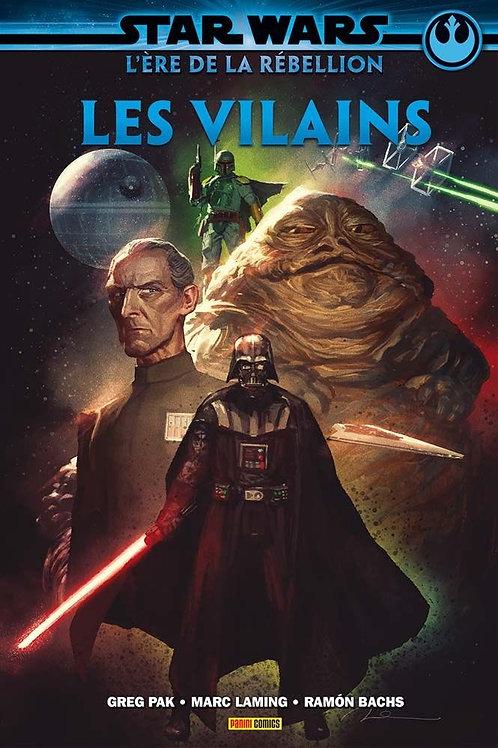Star Wars - L'ère de la rebellion: les Vilains