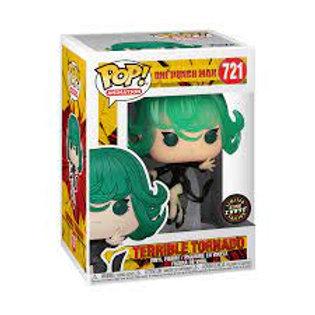 Terrible Tornado - Funko Pop 721 One Punch Man