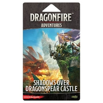 Dragonfire -Adventure Pack- Shadows Over Dragonspear Castle