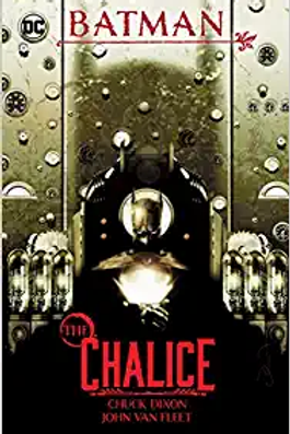 Batman: The Chalice - Trade Paperback