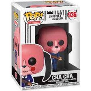 Cha-Cha - Funko Pop 464 The Umbrella Academy