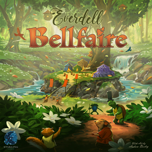 Everdell - Bellfaire (ENG - expansion)