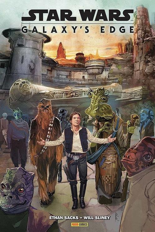Star Wars Galaxy's Edge - Hard Cover