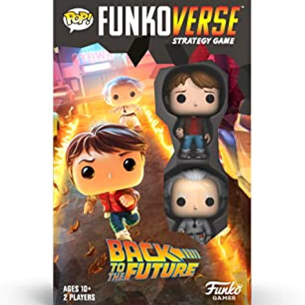 Funkoverse - Back to the Future 100