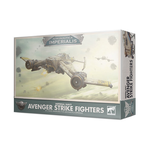 Avenger Strike Fighters - Imperial Navy - Aeronautica Imperialis