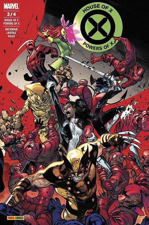 House of X / Power Of X - Tome 3