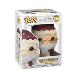 Albus Dumbledore - Funko Pop 125 Harry Potter
