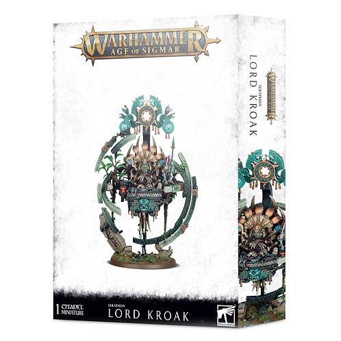 Lord Kroak - Seraphon