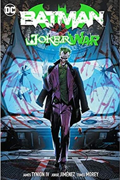 Batman Vol. 2: The Joker War - Hardcover